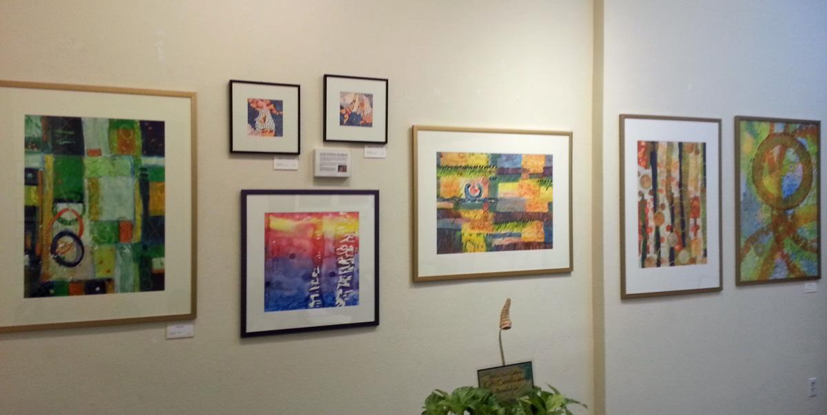 Lynda Hoffman-Snodgrass's wall