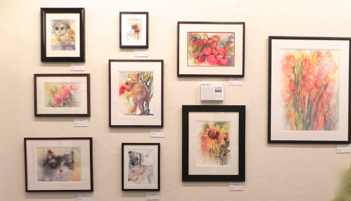 Kay Myers artworks