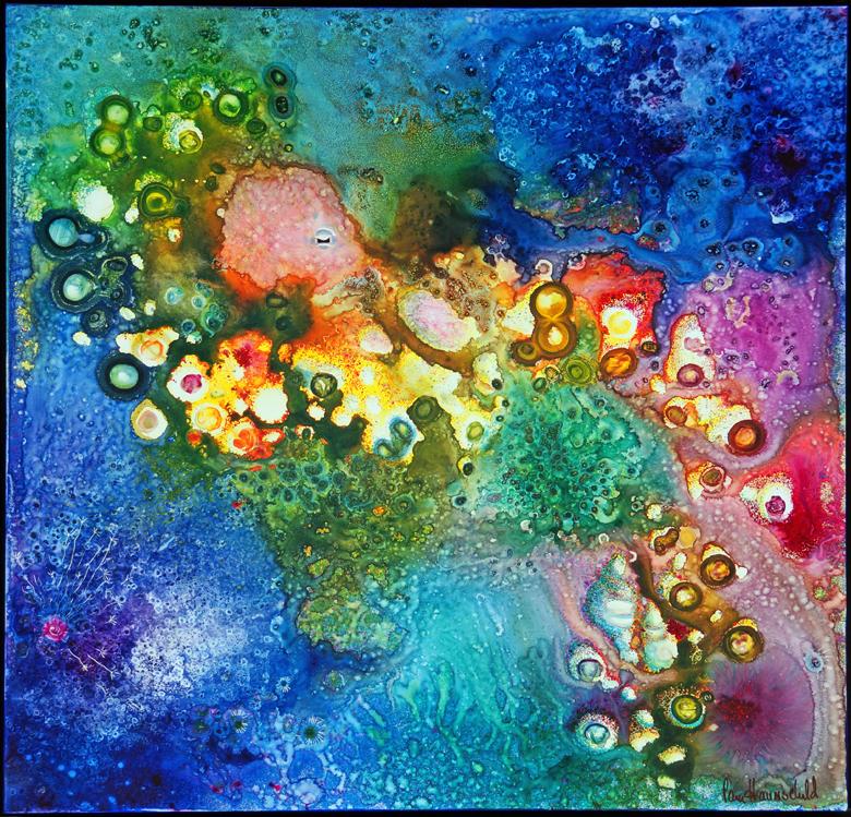 Octopus Garden - Pam Haunschild