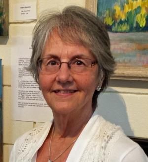 Claire O Harkins