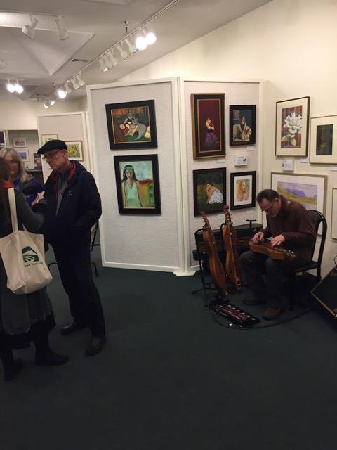 John Lambie Reception Feb 3, 2017