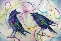 """Quantum Entanglement"" - Pam Haunschild"